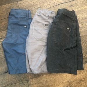 Boy Shorts - Lee - active stretch - all size 8